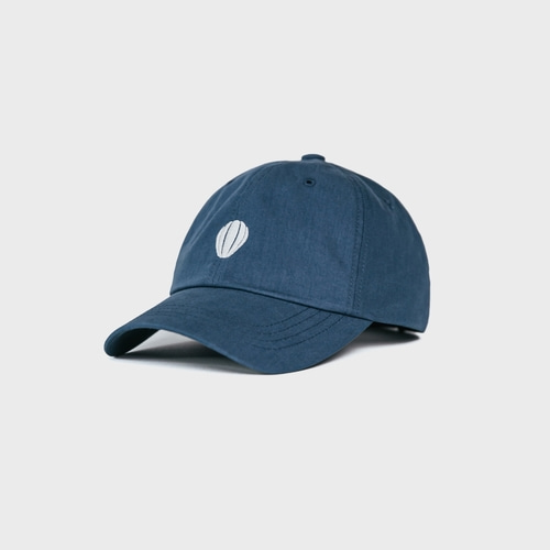 [앵글런] Signature Logo Ball Cap - Blue